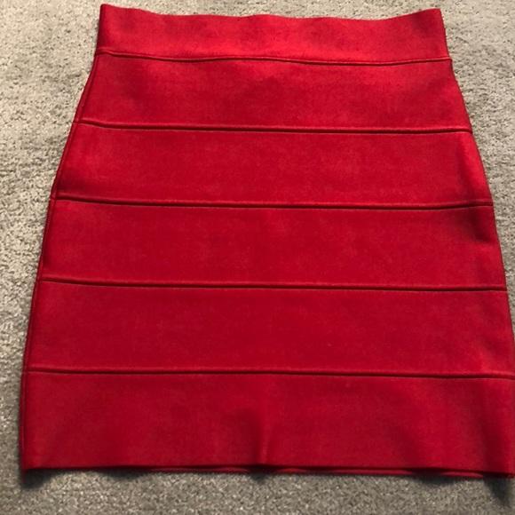 BCBGMaxAzria Dresses & Skirts - BCBGMaxAzria Bandage Skirt